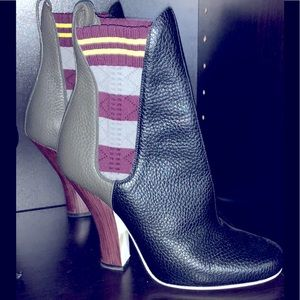 FENDI sock booties